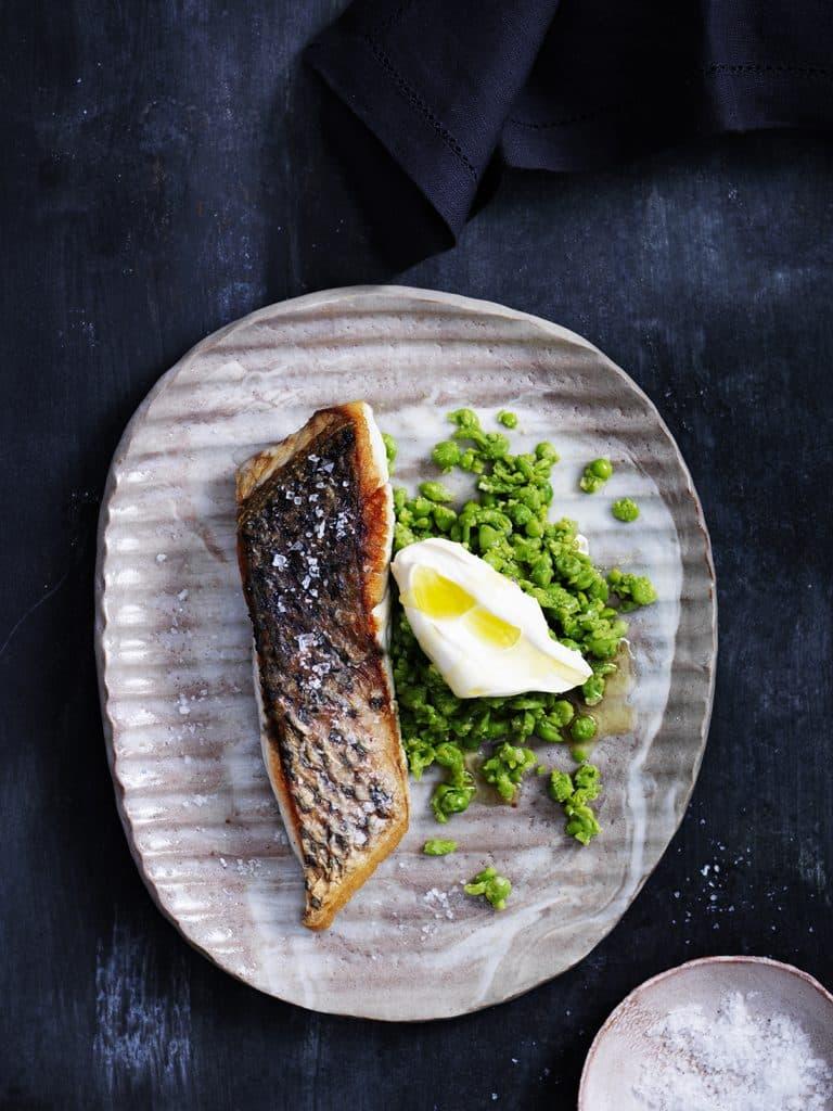 Barramundi, seafood cookbook