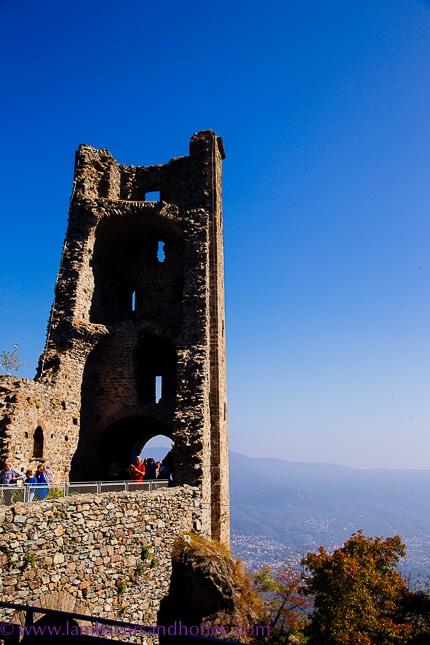 Torre della Bell'Alda, sacra di san michele