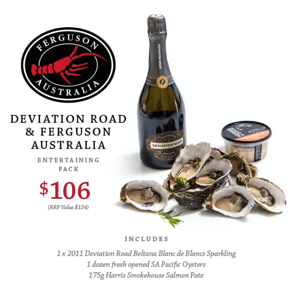 ferguson australia - deviation road pack