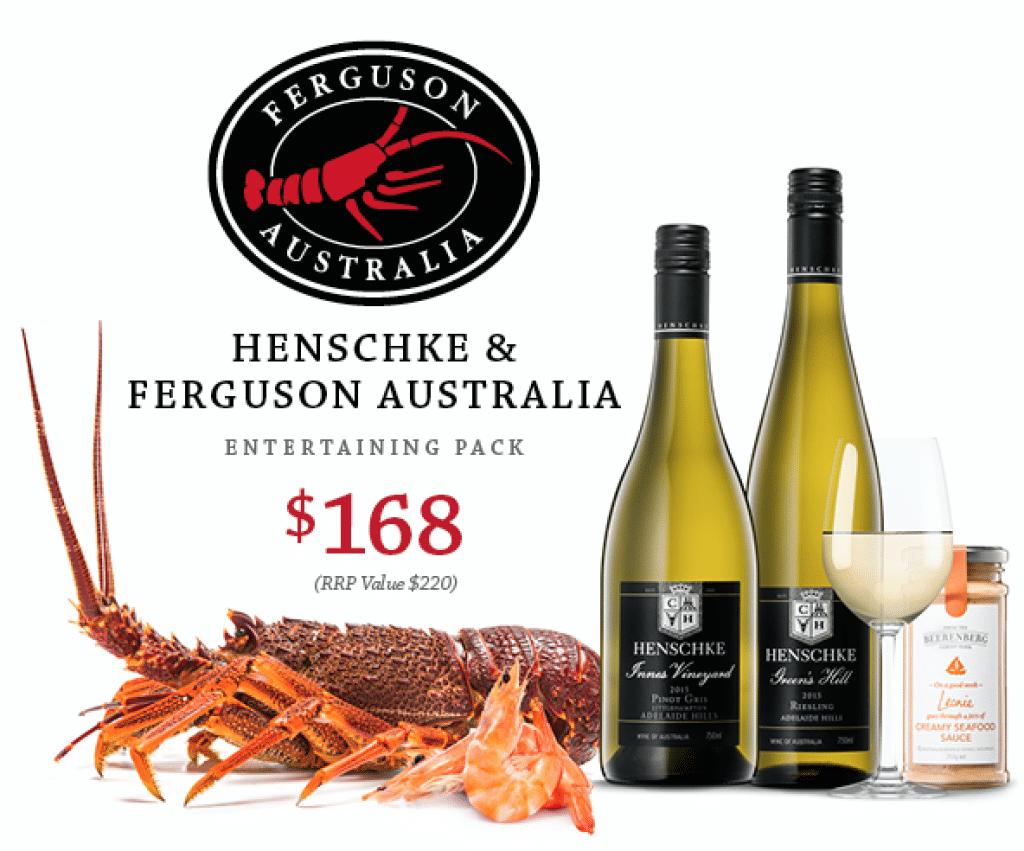 ferguson australia Henschke wine pack