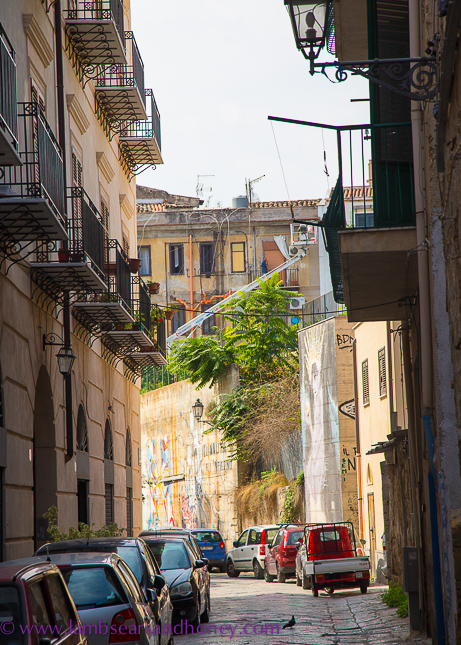 palermo street view