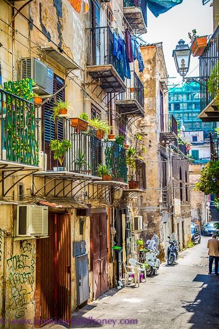 sweet palermo street
