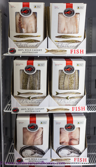 New wild-caught seafood line, Ferguson Australia
