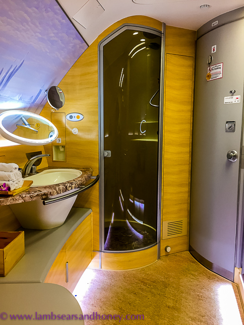 Emirates First Class A Review