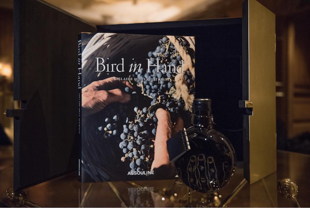 In My Kitchen, Bird in Hand bottle