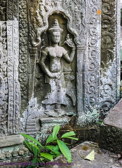 angkor wat, hindu deity