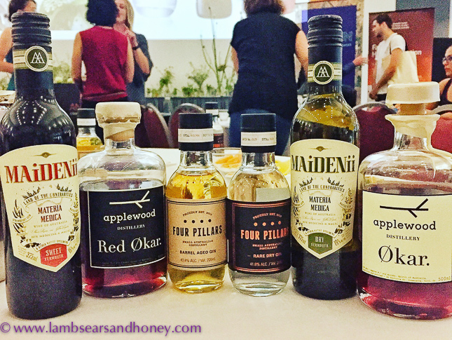 Symposium of Australian Gastronomy negroni workshop
