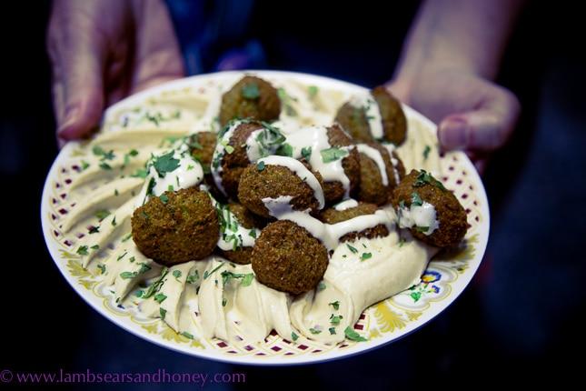 dubai food tour first stop