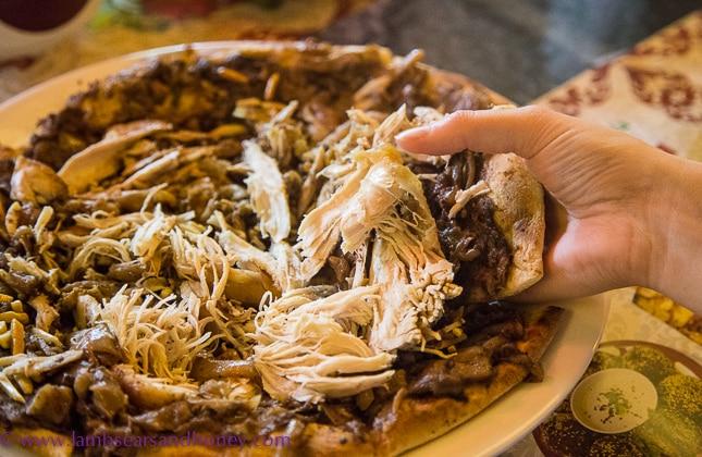 Palestinian Musakhan, dubai food tour