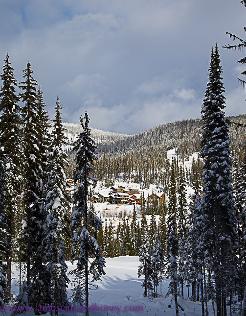 outdoor activities at sun peaks resort