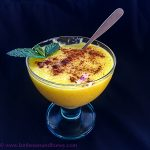 Sholeh Zard – Persian Saffron Rice Pudding