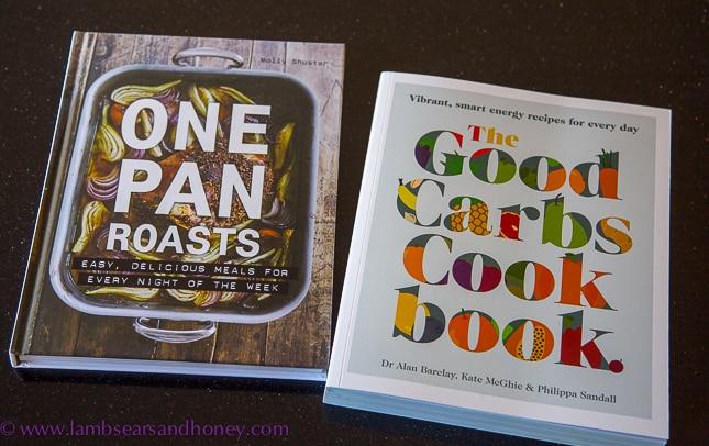 In My Kitchen are Murdoch Books cookbooks
