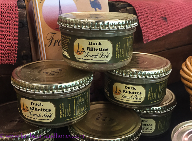 franck foods duck rillettes