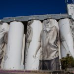 The Coonalpyn Silos – A Mural by Guido van Helten