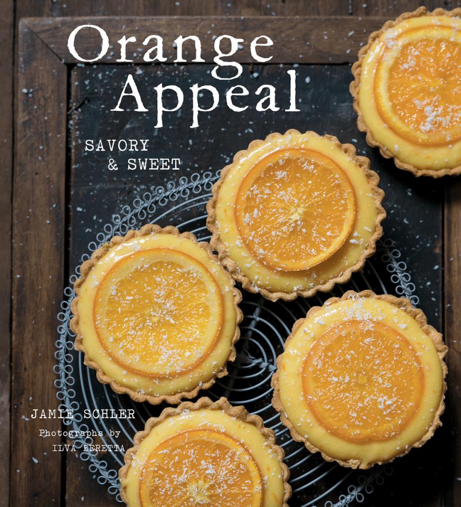 orange appeal, cookbook reviews