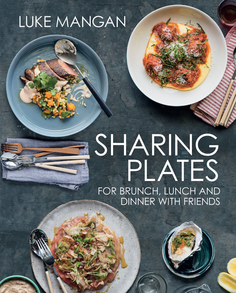 sharing plates - cookbook revies