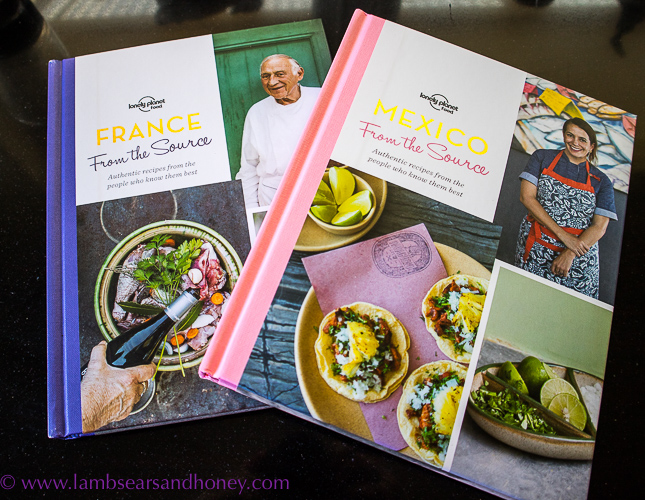 in my kitchen, Lonely Planet From the Source Cookbooks