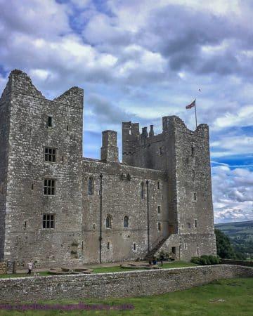 North Yorkshire, bolton castle