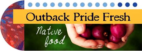 Logo - outback pride fresh