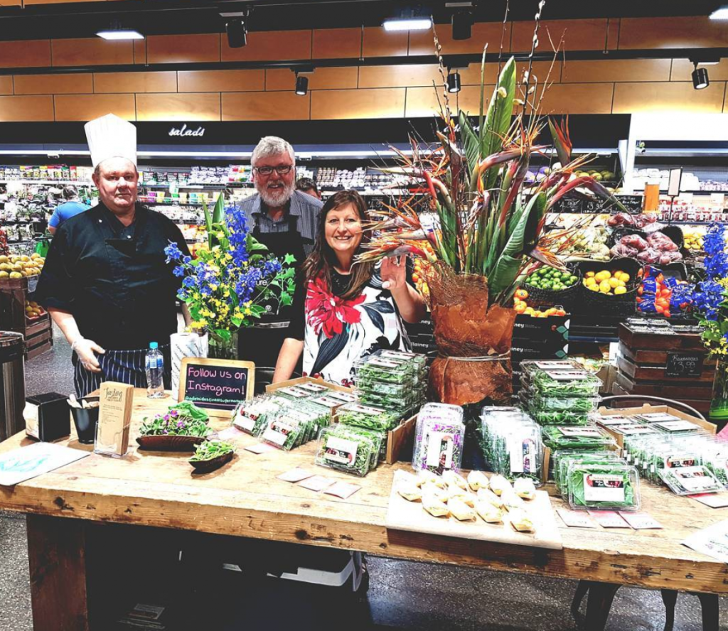 launch of outback pride fresh products