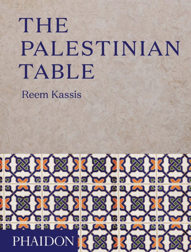 cookbook the palestinian table