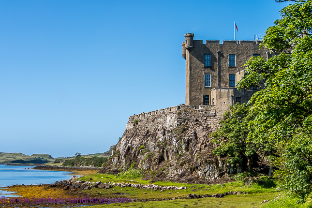 discover scotland, dunvegan castle