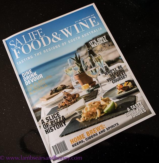 In My Kitchen SALife magazine