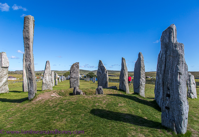 outer hebrides, Callanish standing stones