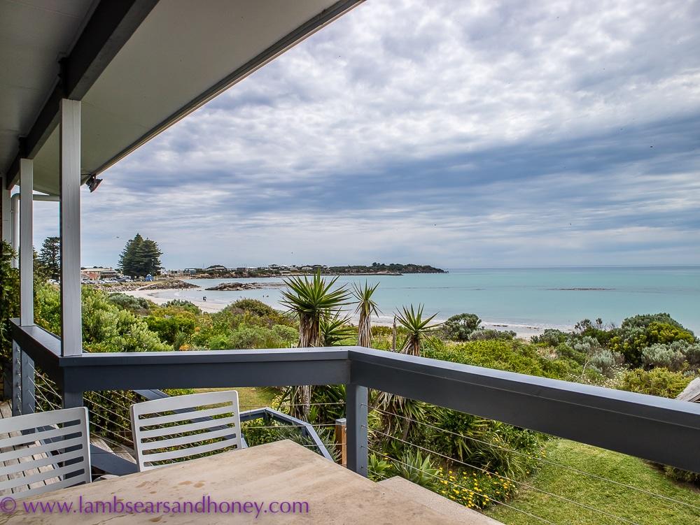 balcony views from the shore, Limestone Coast Accommodation