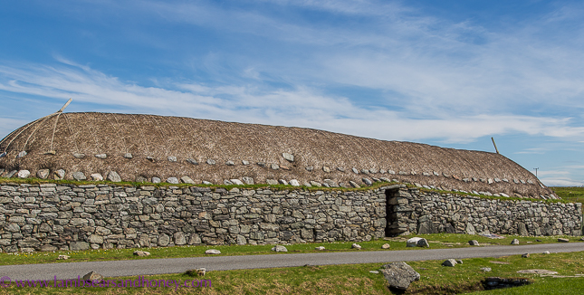 arnol blackhouse outside view