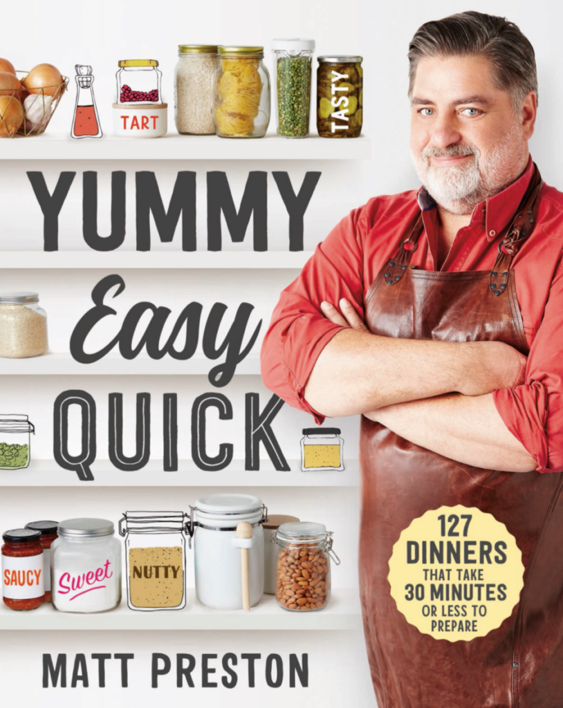 Cookbook love for yummy easy quick