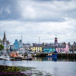 Stornoway in the Outer Hebrides – A Safe Harbour in Stormy Seas