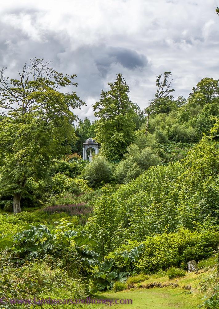 stornoway, Lews castle grounds