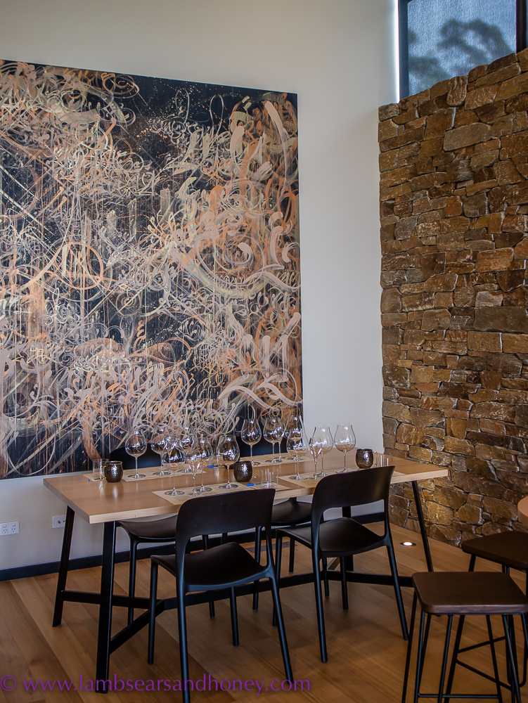 Lunch at Longview Vineyard - 2016 Piece Project