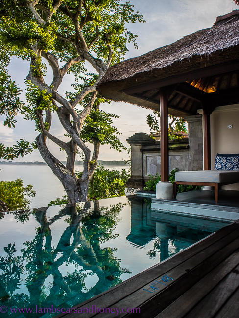 Luxury accommodation in Bali - four seasons jimbaran bay
