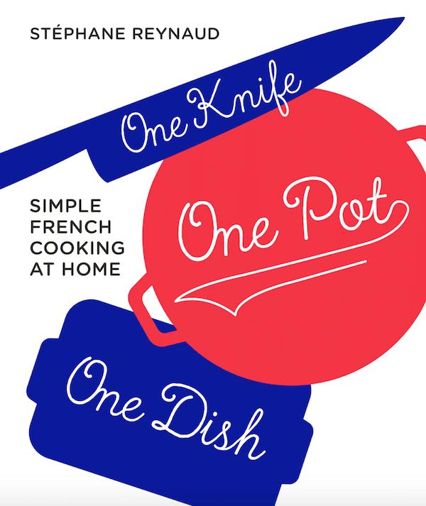 New cookbooks, One Knife, One Pot, One Dish