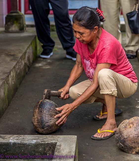 Bali organic coconut oil