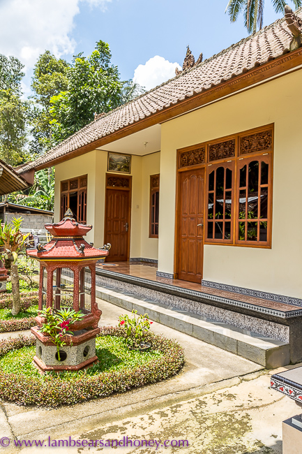 Living quarters, bali