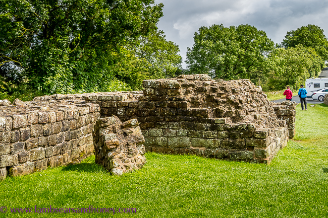 yorkshire, hadrian's wall