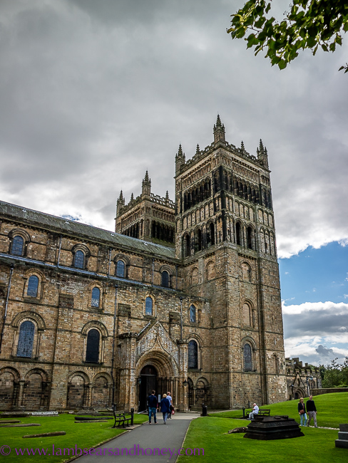 Near Yorkshire, durham cathedral