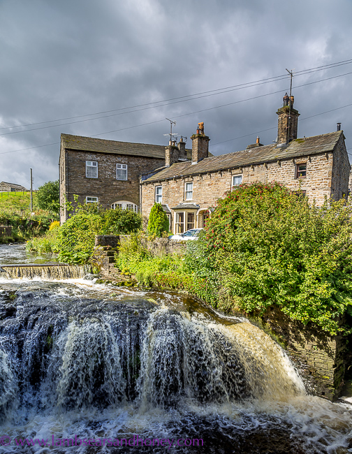 Yorkshire, Hawes, River Ure