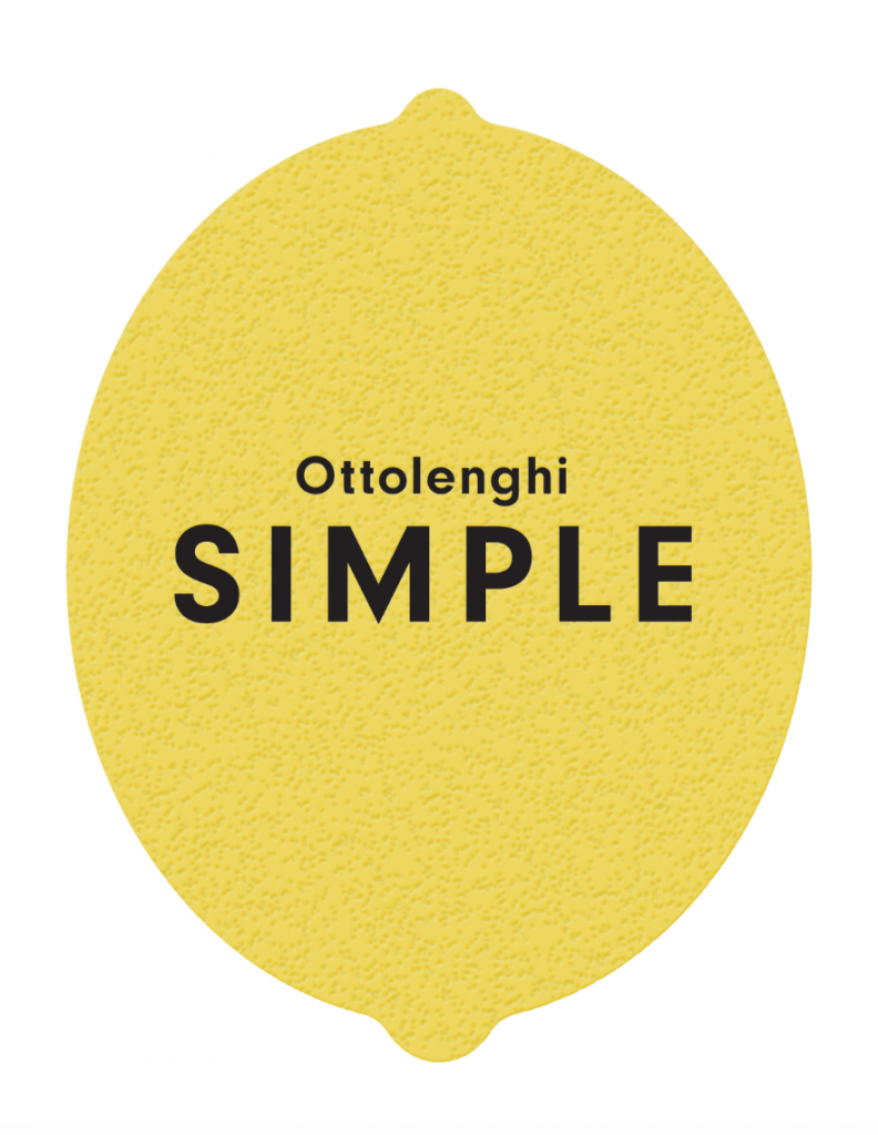 Simple, by Yotqm Ottolenghi