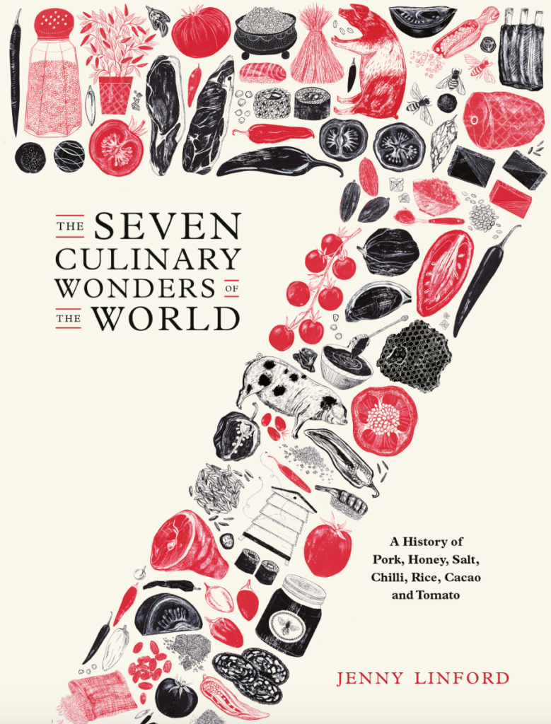 The Seven Culinary Wonders of the World, annabel crabb cookbook