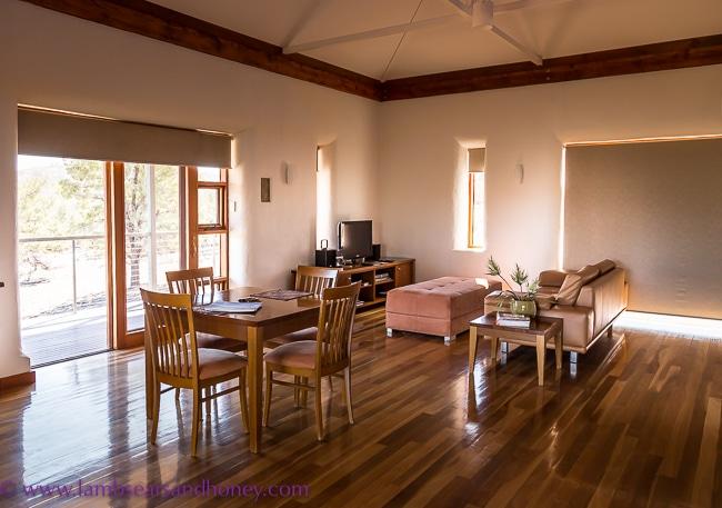 Rawnsley Park Station, Flinders Ranges luxury eco-villa
