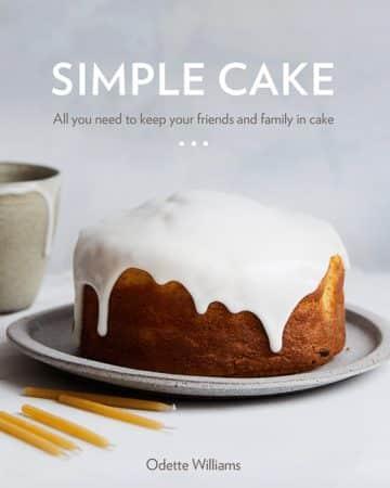 simple cake pic