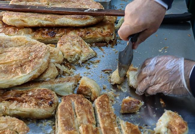 Borek usta, Culinary Backstreets Istanbul