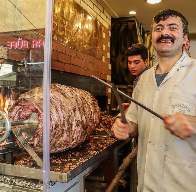 lamb kebab, Culinary Backstreets Istanbul
