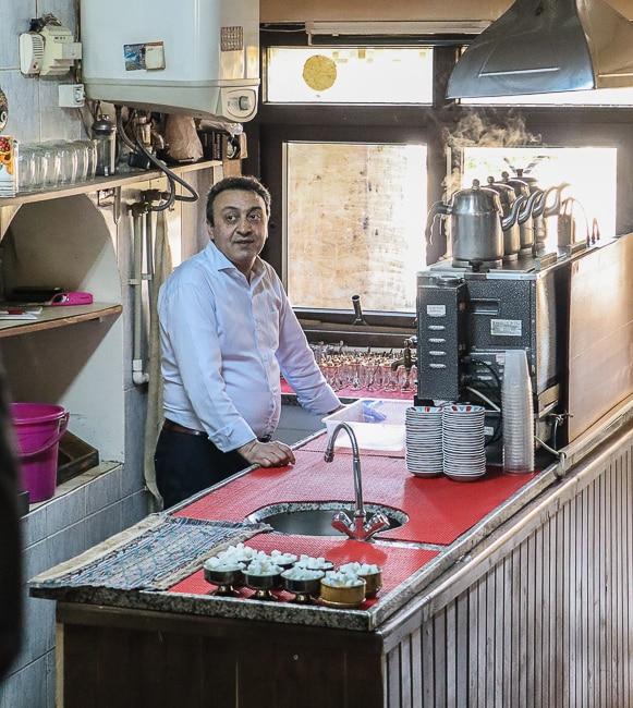Çay Guy, Culinary Backstreets Istanbul