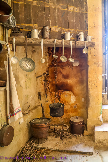old kitchen, matera