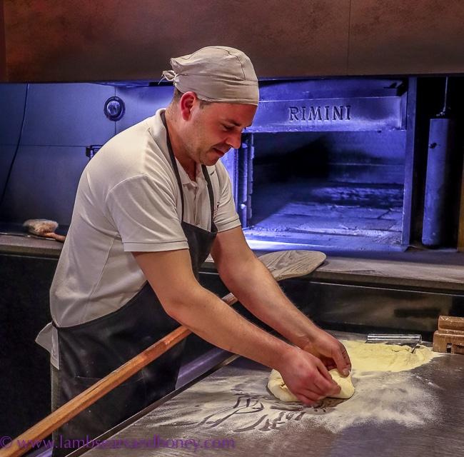 Baker, Matera